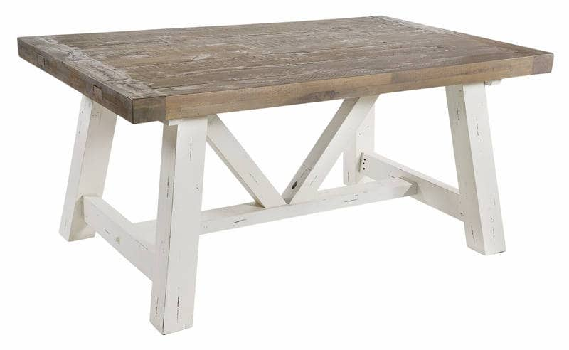 Awesome Purbeck Shabby Chic Dining Table