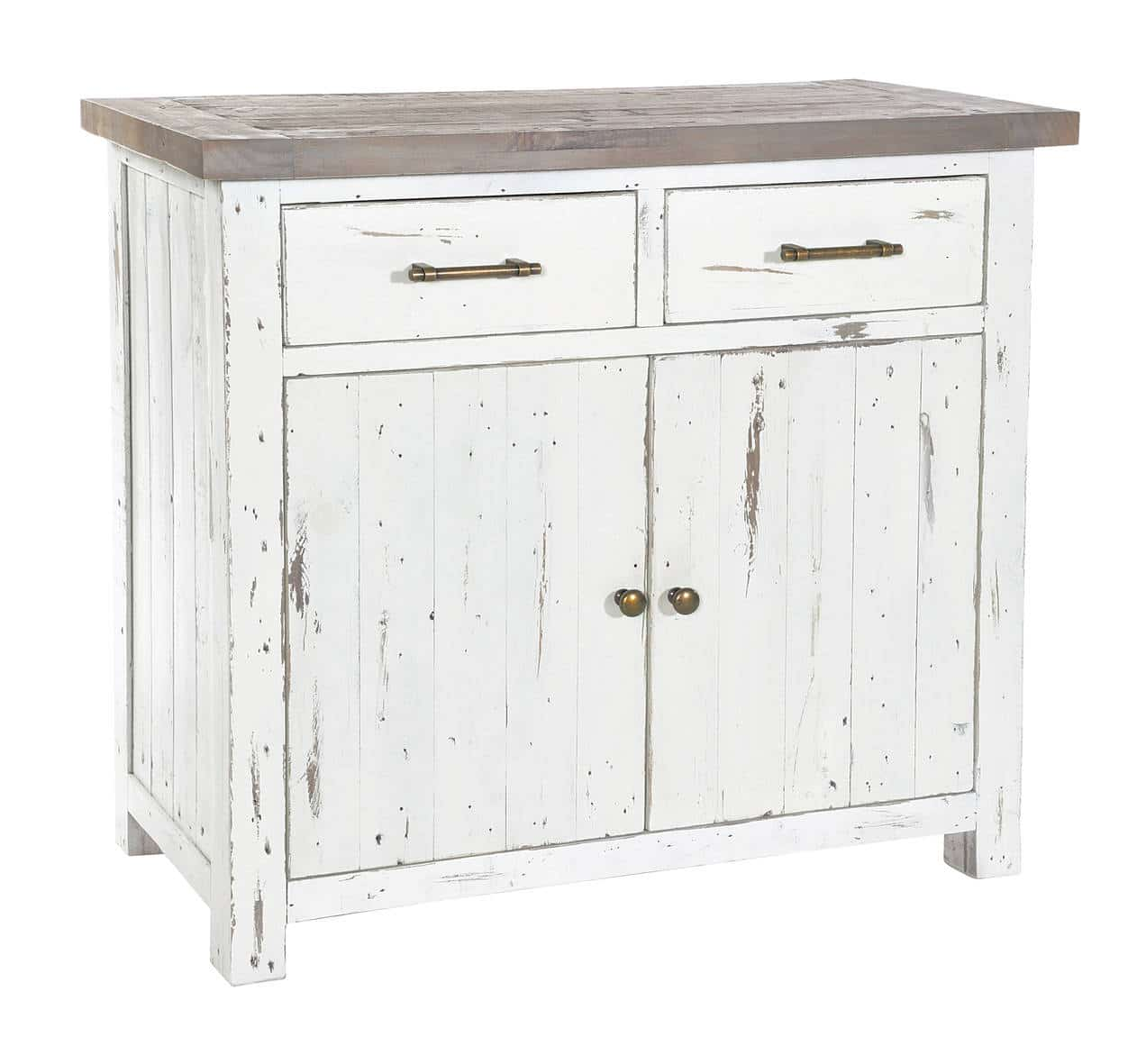 Purbeck Shabby Chic Small Sideboard Newco Interiors Bespoke